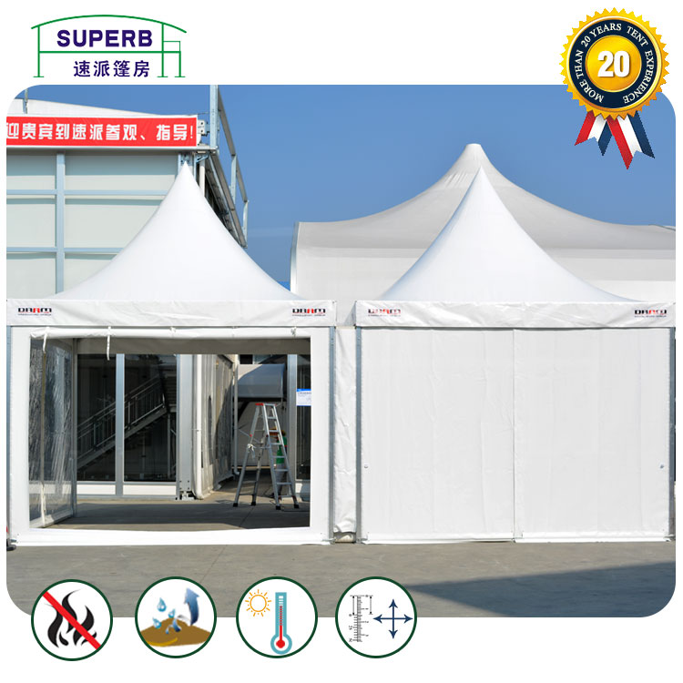 Clear White Wedding Tent