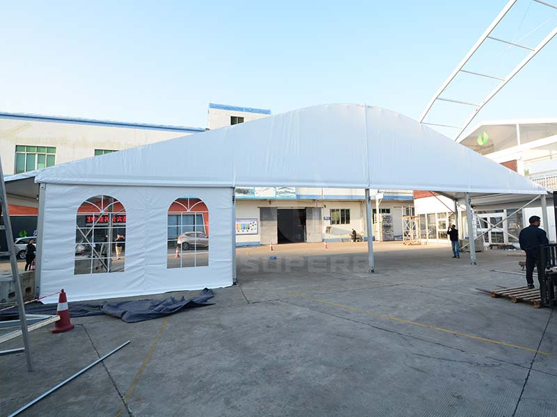 frame wedding marquee tent