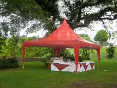 tenda do partido pequeno gazebo