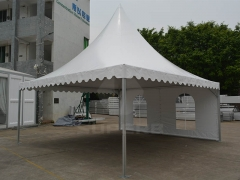 barraca do partido gazebo